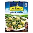 Judías verdes con jamón y aceite de oliva Envase 240 g Carretilla