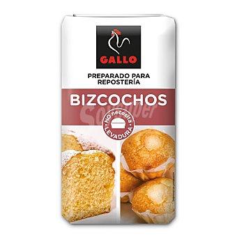 Gallo bizcochos Harina de trigo con levadura 1 kg