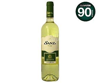 Sanz Vino Blanco de Rueda Verdejo Botella 75 Centilitros