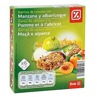 DIA Cereales fruta y fibra Paquete 500 gr