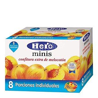Hero Mini confituras extra de melocotón 200 g