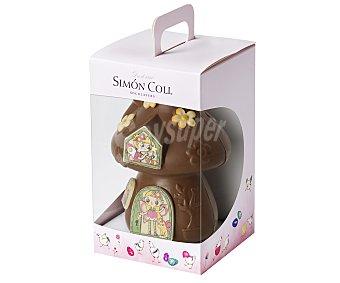 Simón Coll Casa de hadas de chocolate con leche 425 gramos