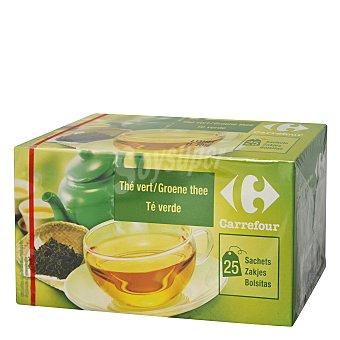 Carrefour Té verde 25 ud