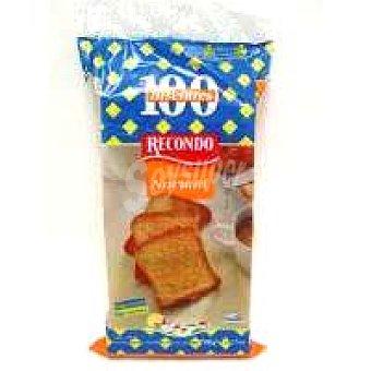 Recondo Biscotte normal Paquete 750 g