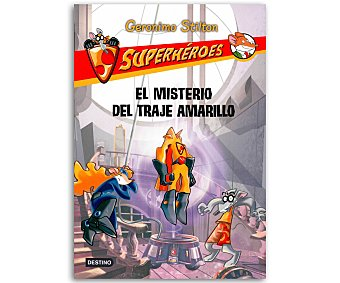 Juvenil Stilton: Superhéroes 6