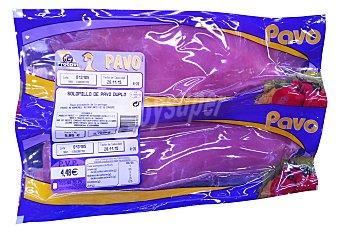 Procavi Solomillo pavo fresco Bandeja 400 g peso aprox. (2 unidades)