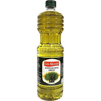 LOS ALCORES Aceite de oliva virgen Botella 1 l