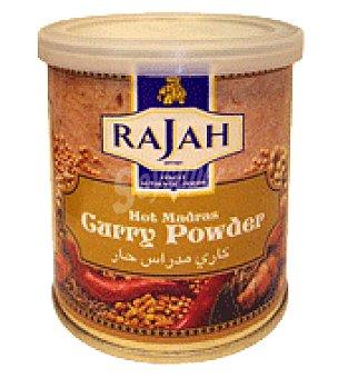 Rajah Polvo sazonador curry picante  Lata 100 g