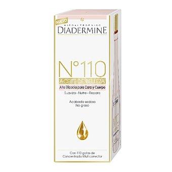Diadermine Aceite de belleza cara y cuerpo nº 110 100 ml