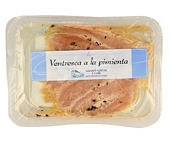 Ricardo fuentes e hijos Ventresca de atún a la pimienta 70 gramos