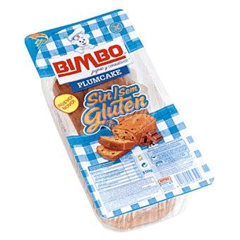 Bimbo Plumcake sin gluten 350 g