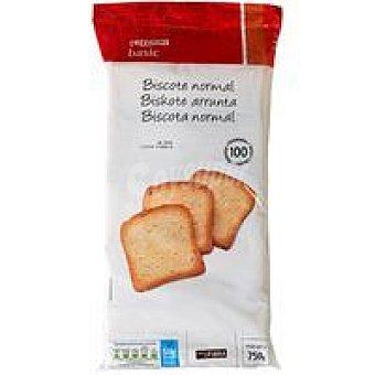 Eroski Basic Biscotte normal Paquete 750 g