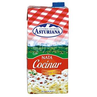 Central Lechera Asturiana Nata para cocinar Brik 1 litro