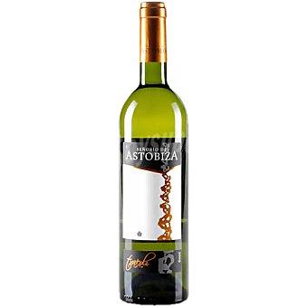 SEÑORIO DE OSTABIZA Vino blanco txakoli Alava Botella 75 cl