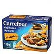 Mejillones de las en escabeche Carrefour 115 G 115 g Rías Gallegas