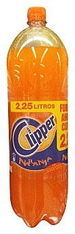 Clipper Naranja con gas Botella 2250 cc