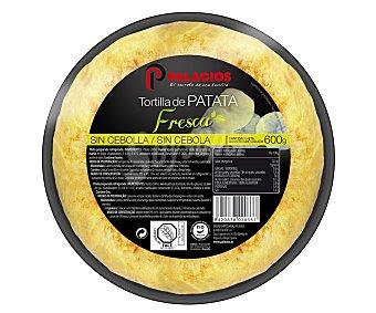 Palacios Tortilla de patata sin cebolla 500 gr