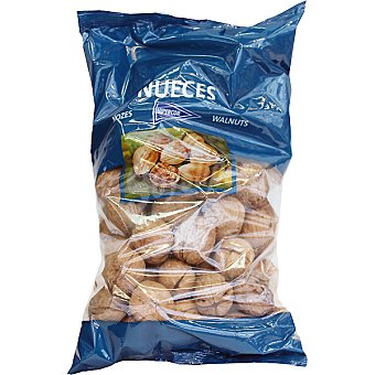 Hipercor nueces con cáscara bolsa 1 kg