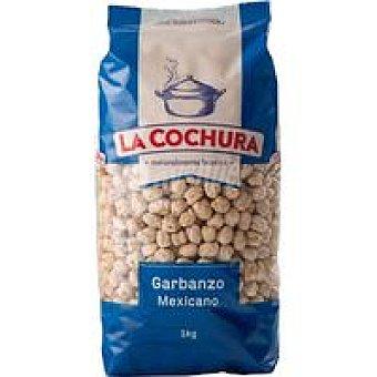 LA COCHURA Garbanzo extra Paquete 1 kg