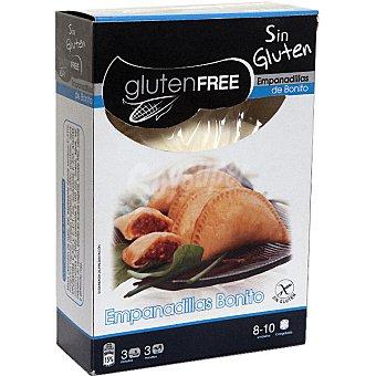 GLUTENFREE Empanadillas de bonito sin gluten envase 300 g 8 unidades