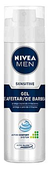 Nivea Gel de afeitar Sensitive for men 30 ml.