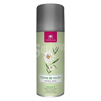 Cristalinas Ambientador en spray Dama de noche 200 ml