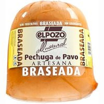 ElPozo Pechuga de pavo braseado 100 g