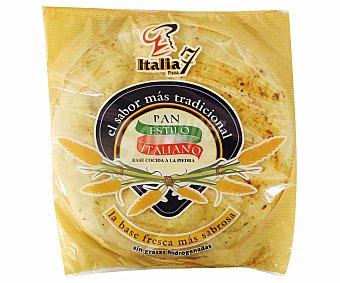 Italia 7 Base Pizza Artesana Grande 220 gramos