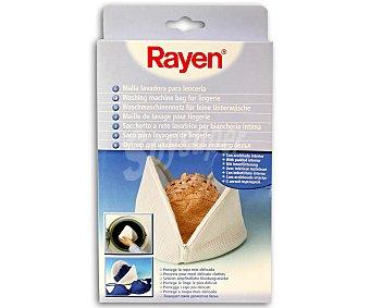 Rayen Malla con cremallera y alcolchado interior especial para el cuidado de lencería e la lavadora 1 Unidad