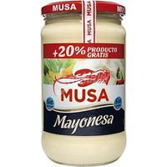 Musa Mayonesa Frasco 450 ml + 20% gratis