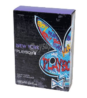 Playboy Fragrances Colonia new york edt vaporizador 100 ml