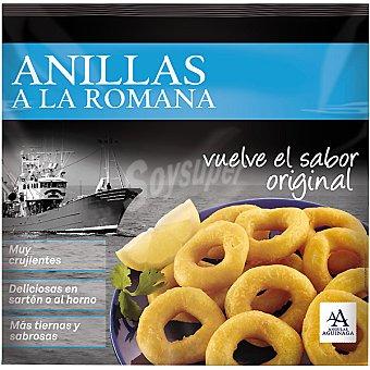 Angulas Aguinaga Anillas rebozadas Bolsa 350 g
