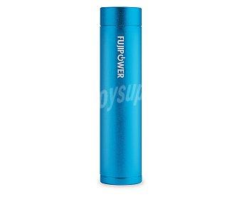 FUJIPOWER Cargador de batería portátil Azul, capacidad 2200mAh, voltaje de salida: 5V, 1A
