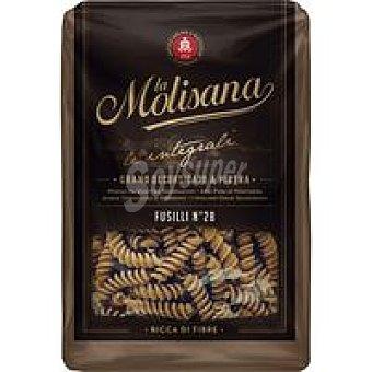 Molisana Pasta Fusilli integral Paquete 500 g