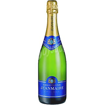 JEANMAIRE Champagne brut Botella 75 cl