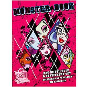 Monster Libro +Papeleria 50ml