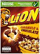 Cereales con caramelo y chocolate Caja 400 g Lion Nestlé