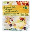 Ensalada de frutas congeladas 650 g Carrefour
