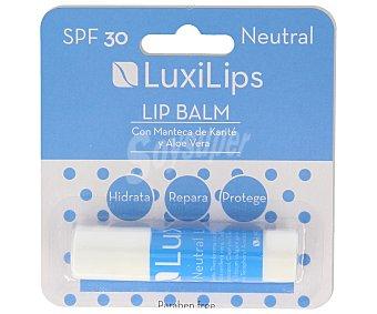 LUXILIPS Protector labial con factor de protección 30 1 unidad