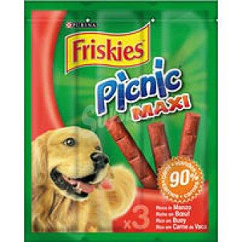 Friskies Purina Maxi Picnic de buey Paquete 42 g