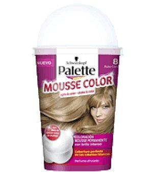 Palette Schwarzkopf Mousse Color 8 Rubio Claro 1 ud