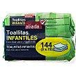Toallitas infantiles con aloe vera y camomila pack 2 envases 72 unidades Aliada