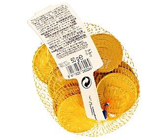 MIGUEL Monedas de chocolate 50 Gramos