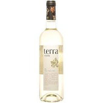 TIERRA CALIDA O TIERRA Vino Blanco D.O. Cat Botella 75 cl