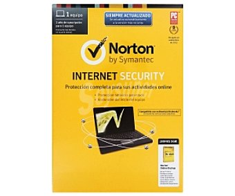 NORTON Internet Security 1PC+NOBU 5GB