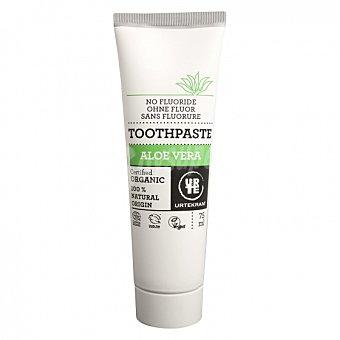 Dentífrico ecológico de aloe vera Urtekram 75 ml 75 ml