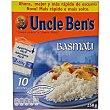 Arroz basmati express 250 gramos Uncle Ben's