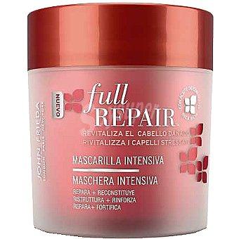 JOHN FRIEDA Full Repair Mascarilla intensiva repara reconstituye y revitaliza el cabello dañado Tarro 150 ml