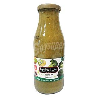 Pedro Luis Crema de brócoli ecológica 500 ml