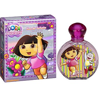 DORA LA EXPLORADORA eau de toilette natural infantil Spray 100 ml